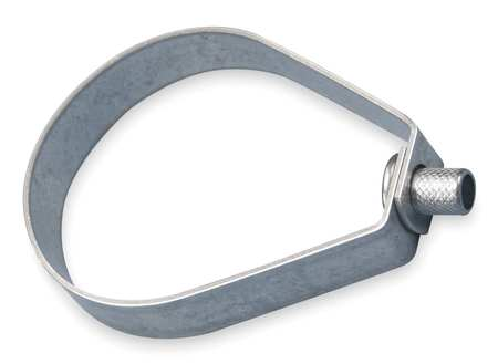 Swivel Loop Hanger, Size 2 1/2 In