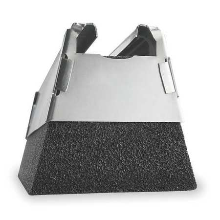 Pipe Support Block, 10-3/8 x 5 x 6 In