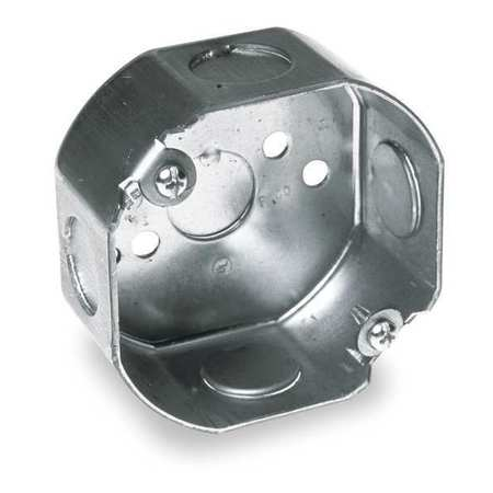 Electrical Box, Octagon, 11.8 cu. in.
