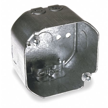 Electrical Box, Octagon, 21.5 cu. in.