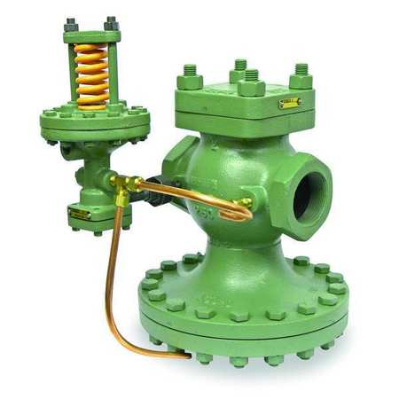 Pressure Regulator, 3/4 In, 20 to 150 psi