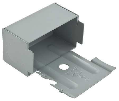 Internal Corner Coupling, Gray