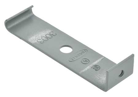 Support Clip, Gray, Steel, Clips
