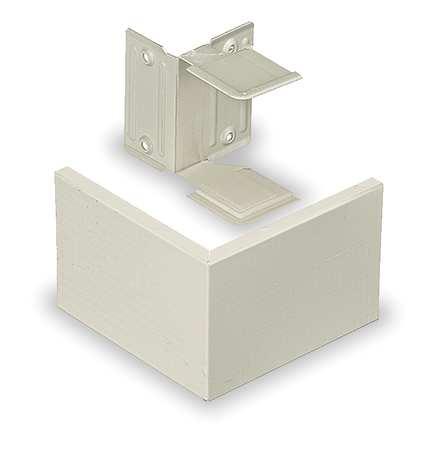 External Corner Coupling, Ivory