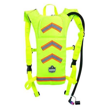 Hydration Pack,  Lime,  70 oz./2L