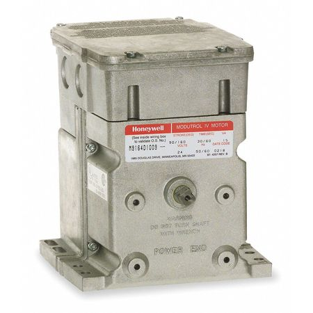 Electric Actuator, 75 in-lb, Remote Mount