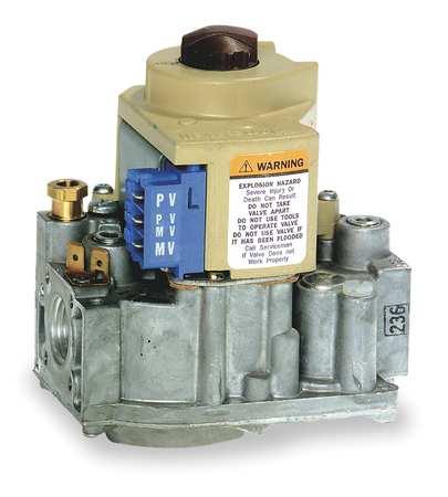 Gas Valve, Standard Opening, 150, 000 BtuH