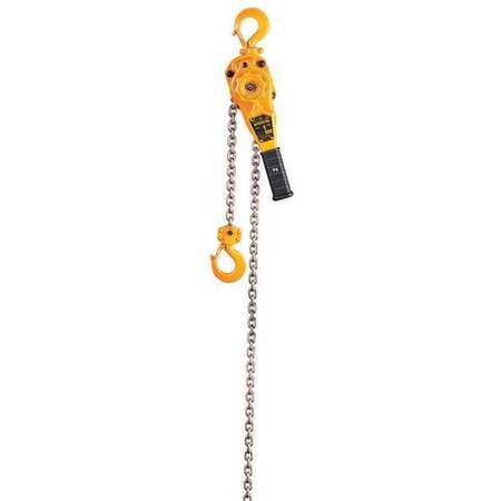Lever Chain Hoist, 2000 lb., Lift 10 ft.