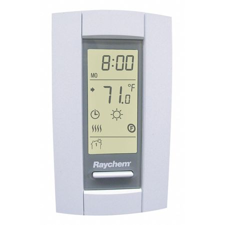 Digital Programmable Thermostat, 40-104F