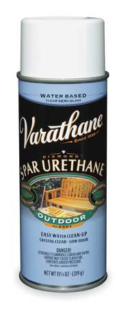 Spar Urethane Spray, Clear, 11.25 oz.