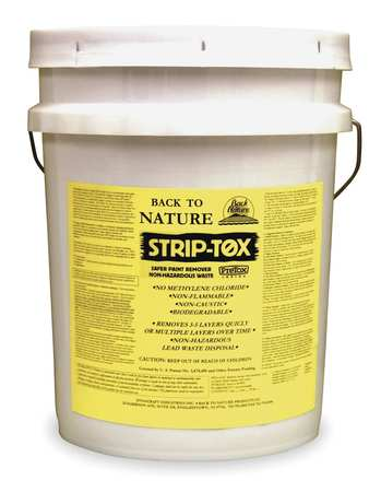 Lead Based Paint Remover, 5 gal.