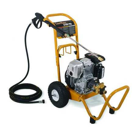 2700 psi 2.3 gpm Cold Water Gas Pressure Washer