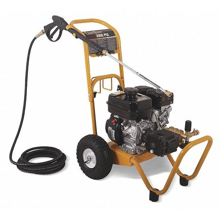 3000 psi 2.4 gpm Cold Water Gas Pressure Washer