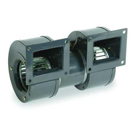 Blower, 184 cfm, 115V, 0.72A, 3150 rpm