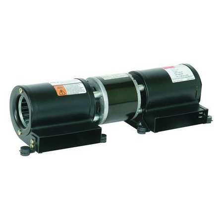 Blower, 262 cfm, 230V, 0.28A, 2880 rpm