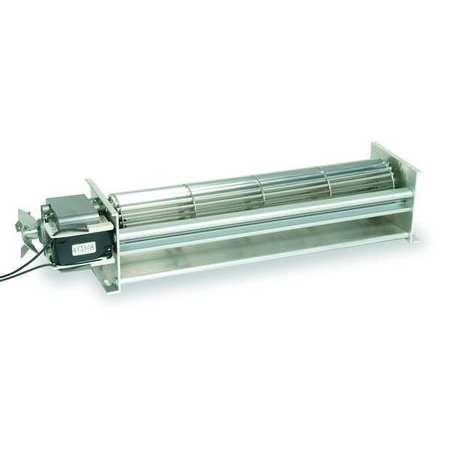 Blower, 195 cfm, 230V, 0.52A, 2670 rpm