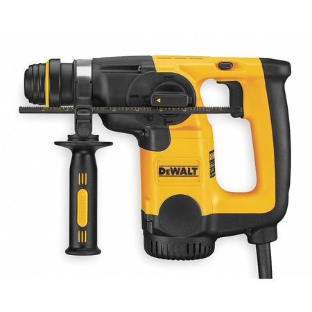 SDS Rotary Hammer Kit, 8A @ 120V
