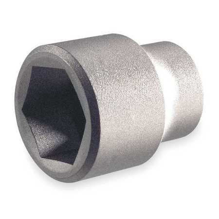 Socket, 1/2 in. Dr, 17mm Hex