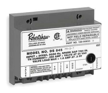 DSI Mod, Ignition Control, 3 Trial, 24 V