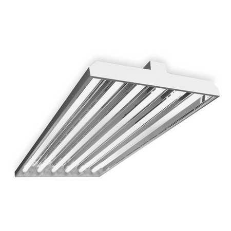 Fluorescent High Bay Fixture, T8, 198W