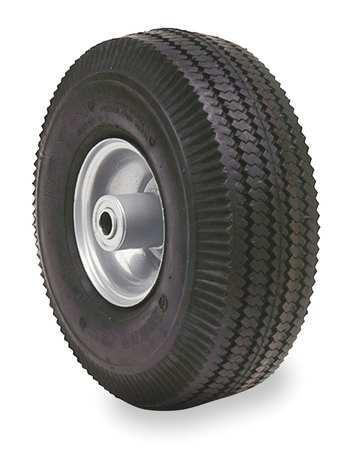 Wheel,  Pneumatic,  10 In x 4 In