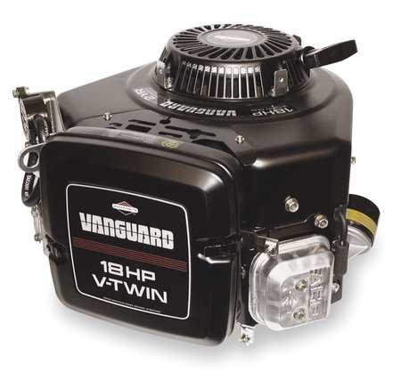 Gas Engine, 18 HP, 3300 RPM, Vertical
