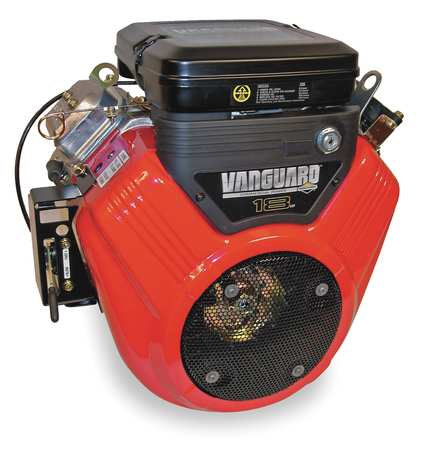 Gas Engine, 18 HP, 3600 RPM, Horizontal