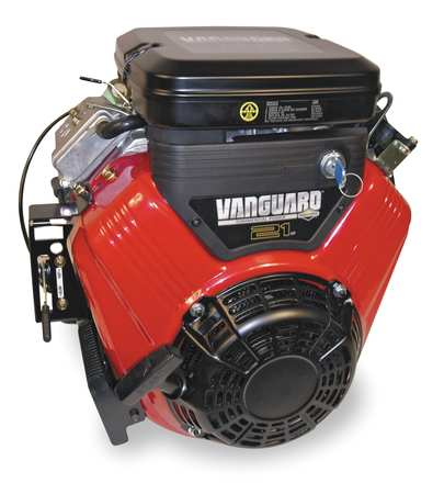 Gas Engine, 21 HP, 3600 RPM, Horizontal
