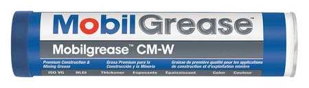 Mobilgrease CM-W,  Grease,  NLGI 1,  14oz