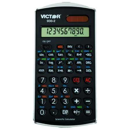 Scientific Calculator, 1Line Display