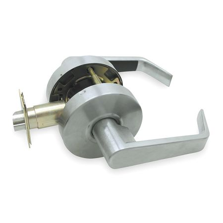 Lever Lockset, Mechanical, 1TPJ Angled