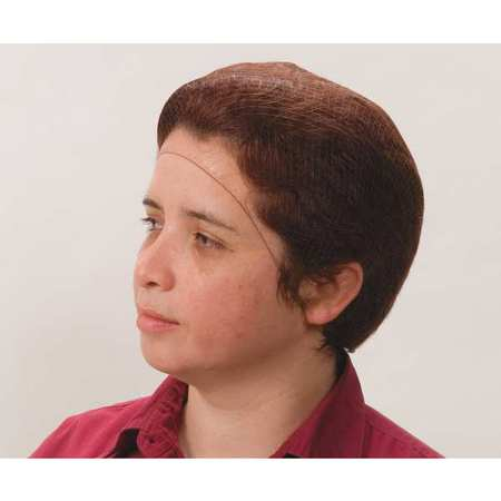 Hairnet, Dark Brown, Universal, PK144