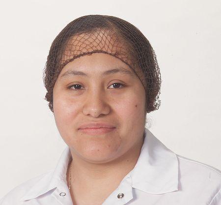 Hairnet, Dark Brown, Universal, PK144