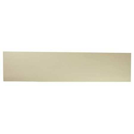 "Rubber Strip, Buna-N, 3/16""Th, 36""x4"", 60A"