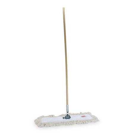 "Dust Mop Kit, 24""L, Cotton"