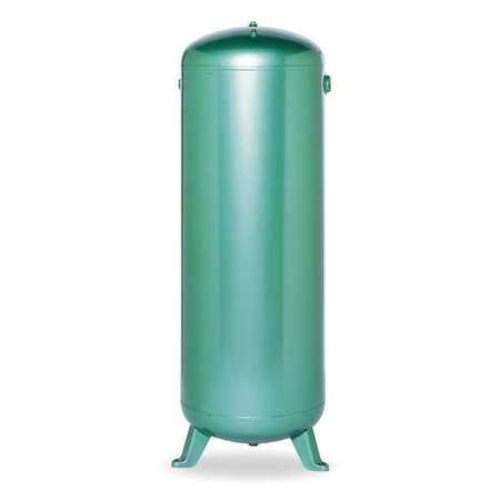 Air Tank, Stationary, 200 PSI, 80 Gal, Vert