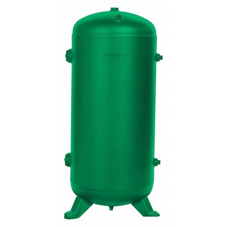 Air Tank, Stationary, 200 PSI, 30 Gal, Vert