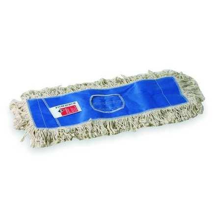 Dust Mop, White,  Blue