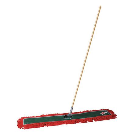 """Dust Mop Kit, 48""""L, Cotton"""