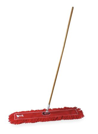 "Dust Mop Kit, 36""L, Cotton"