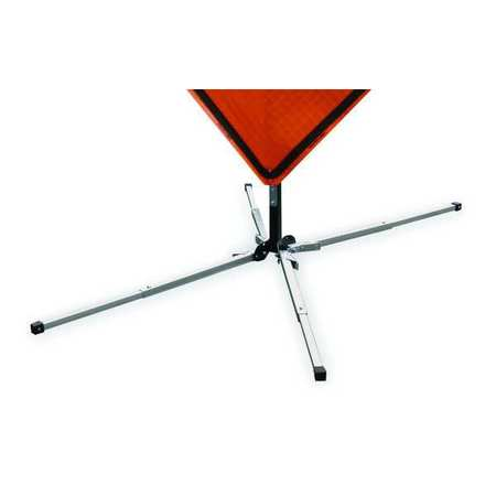 Sign Stand, Traffic, Collapsible, Alum