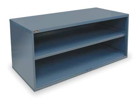 Genial Double Wide Overhead Cabinet, 2 Shelves