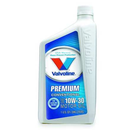 Valvoline, All Climate, 10W30, 1 Qt
