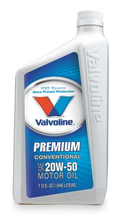 Valvoline,  All Climate,  20W-50,  1 Qt
