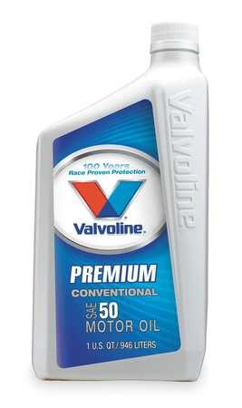 Valvoline, Super Hpo, SAE 50W, 1 Qt