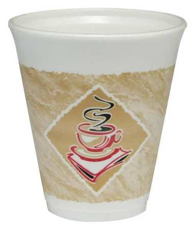 Multi-Color Disposable Cold/Hot Cup 12 oz.,  Pk1000
