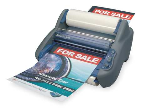 Laminating Machine, Roll, Speed 39 In/Min