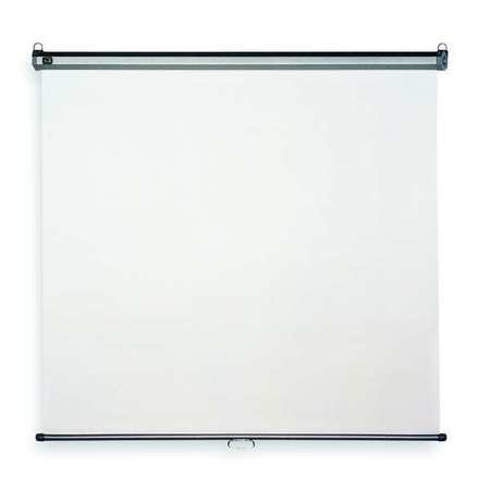 Projection Screen, 60 x 60 In Viewable