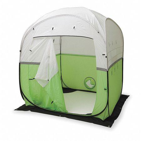 Manhole Utility Shelter, Economy Tent