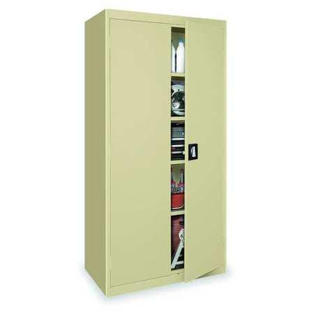 Storage Cabinet, Sand, 36 In W
